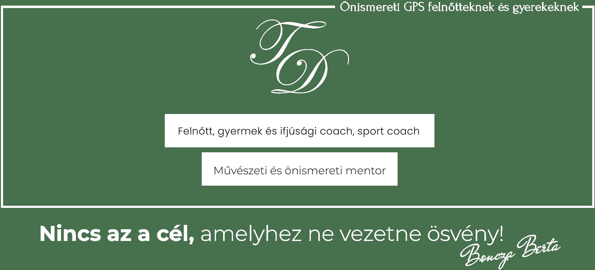 Felnőtt, gyermek és ifjúság coach